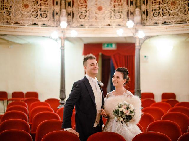 Il matrimonio di Maicol e Licia a Montefano, Macerata 33