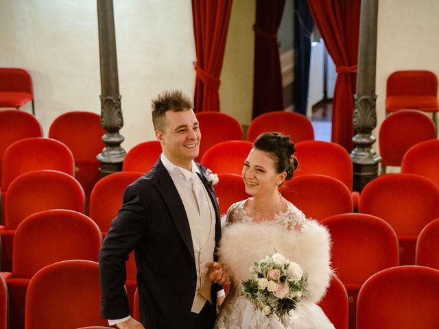 Il matrimonio di Maicol e Licia a Montefano, Macerata 34