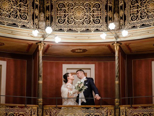Il matrimonio di Maicol e Licia a Montefano, Macerata 37