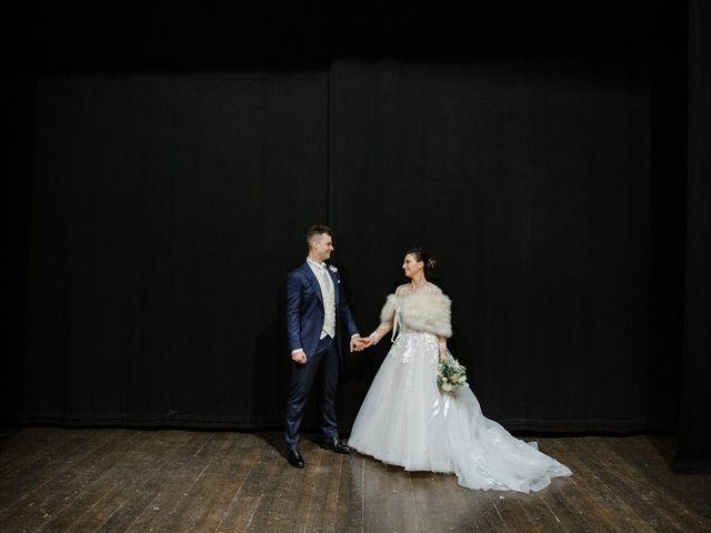 Le nozze di Licia e Maicol