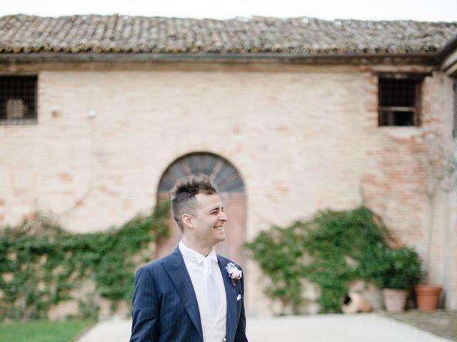 Il matrimonio di Maicol e Licia a Montefano, Macerata 41