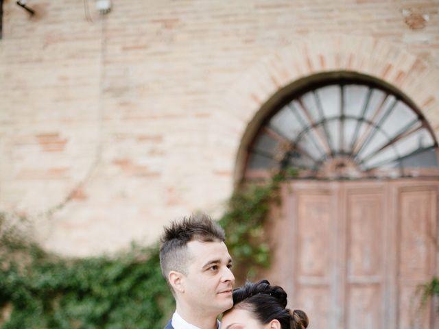 Il matrimonio di Maicol e Licia a Montefano, Macerata 42