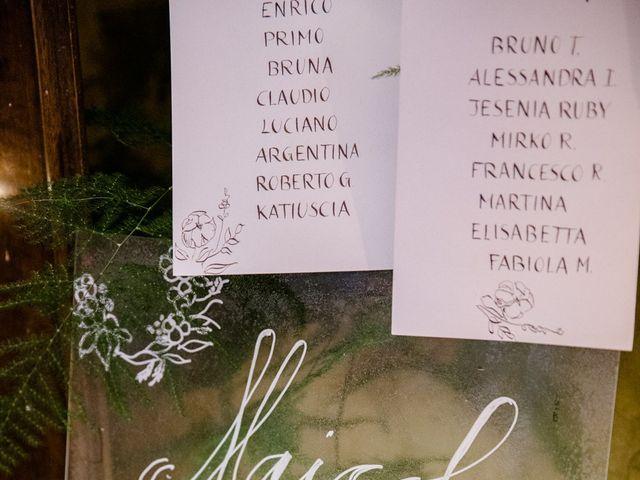 Il matrimonio di Maicol e Licia a Montefano, Macerata 43