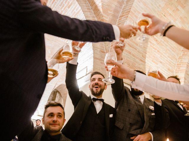 Il matrimonio di Maicol e Licia a Montefano, Macerata 53