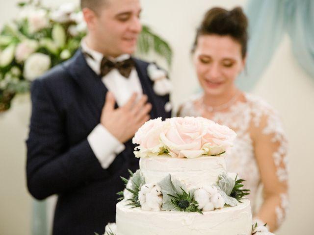 Il matrimonio di Maicol e Licia a Montefano, Macerata 59
