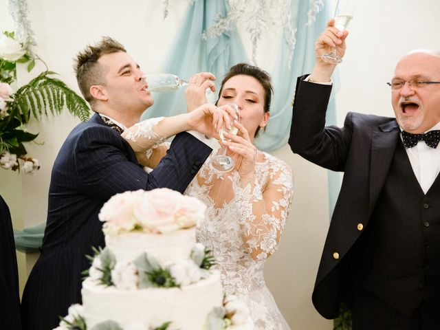 Il matrimonio di Maicol e Licia a Montefano, Macerata 60