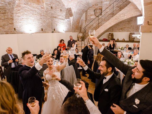 Il matrimonio di Maicol e Licia a Montefano, Macerata 52