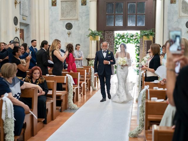Il matrimonio di Fylena e Antonio a Benevento, Benevento 19