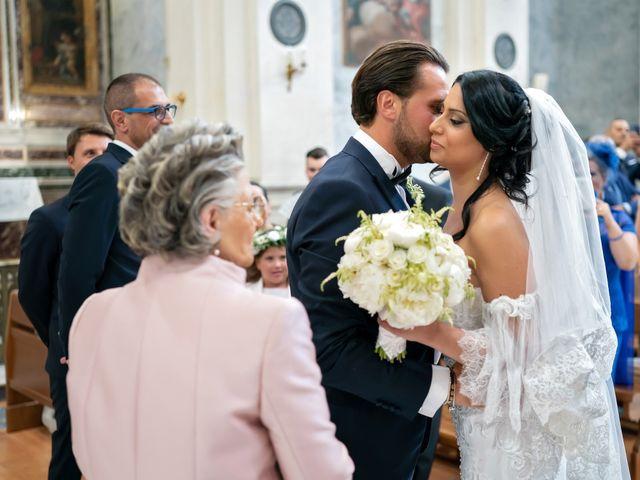 Il matrimonio di Fylena e Antonio a Benevento, Benevento 20