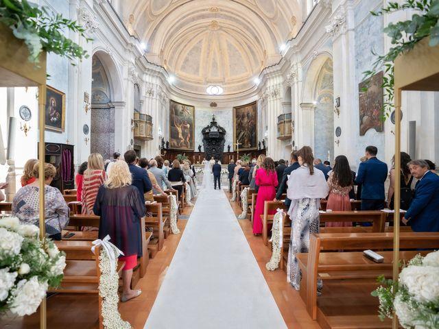 Il matrimonio di Fylena e Antonio a Benevento, Benevento 21