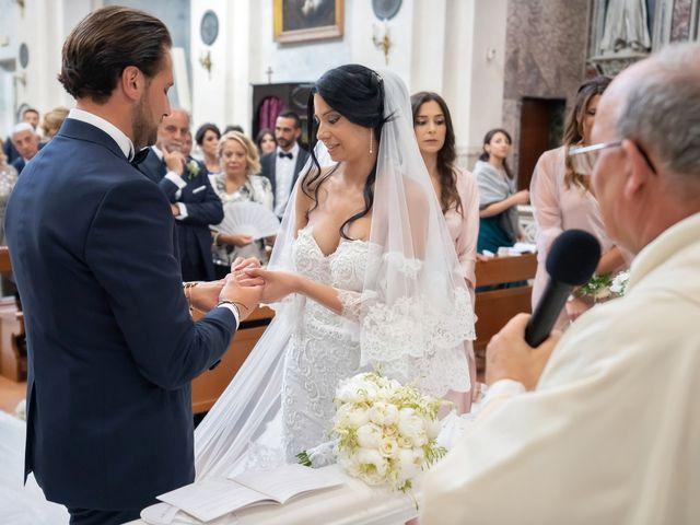 Il matrimonio di Fylena e Antonio a Benevento, Benevento 22