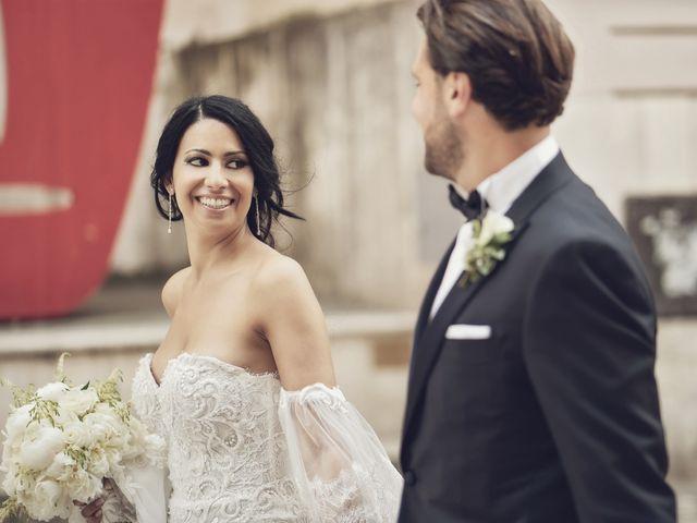 Il matrimonio di Fylena e Antonio a Benevento, Benevento 24