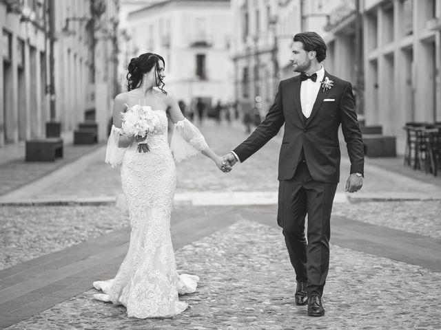 Il matrimonio di Fylena e Antonio a Benevento, Benevento 26