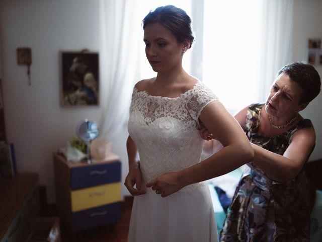 Il matrimonio di Stefano e Aleksandra a Livorno, Livorno 15