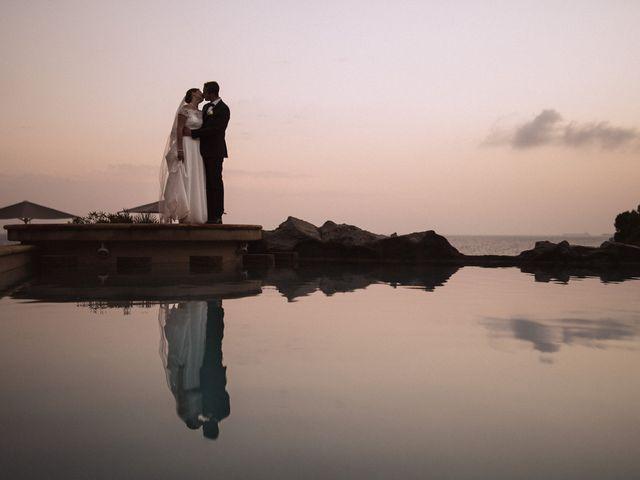 Le nozze di Aleksandra e Stefano