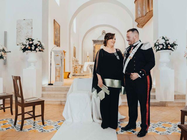 Il matrimonio di Gennaro e Debora a Maratea, Potenza 20