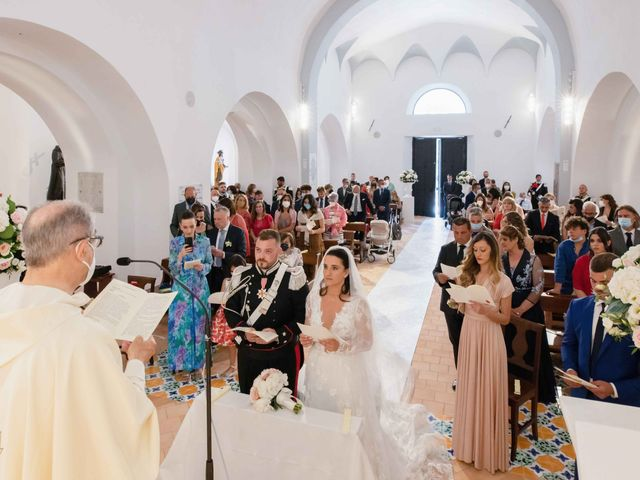 Il matrimonio di Gennaro e Debora a Maratea, Potenza 23