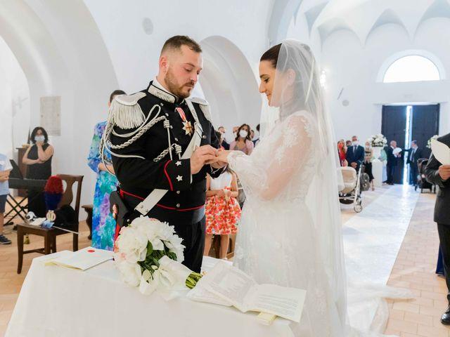 Il matrimonio di Gennaro e Debora a Maratea, Potenza 24