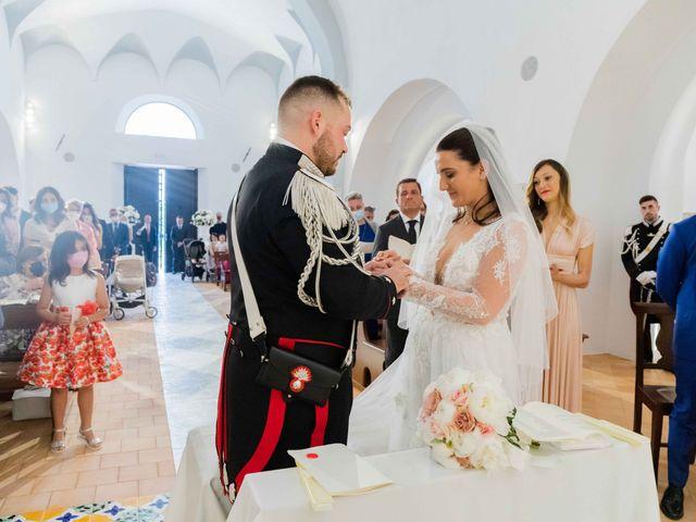 Il matrimonio di Gennaro e Debora a Maratea, Potenza 25