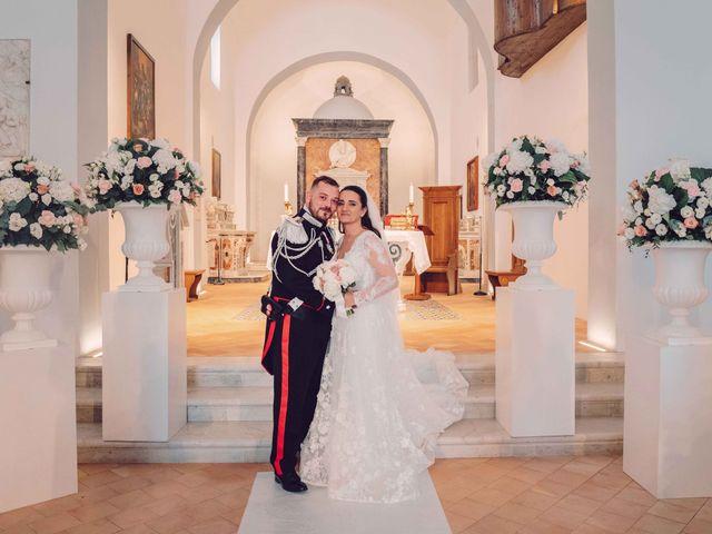Il matrimonio di Gennaro e Debora a Maratea, Potenza 28