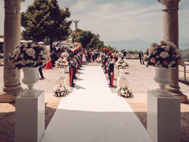 Il matrimonio di Gennaro e Debora a Maratea, Potenza 30