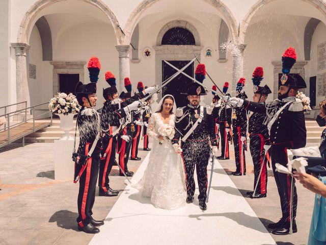 Il matrimonio di Gennaro e Debora a Maratea, Potenza 31