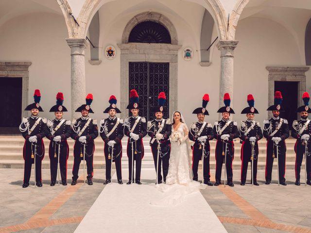 Il matrimonio di Gennaro e Debora a Maratea, Potenza 32