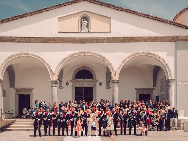 Il matrimonio di Gennaro e Debora a Maratea, Potenza 33