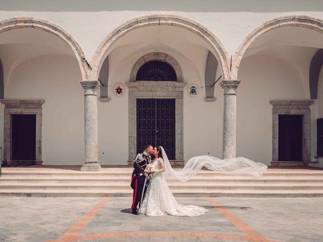 Il matrimonio di Gennaro e Debora a Maratea, Potenza 34