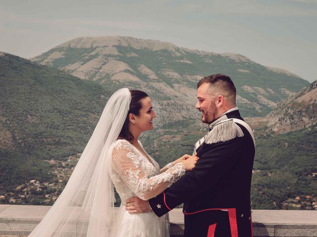 Il matrimonio di Gennaro e Debora a Maratea, Potenza 35