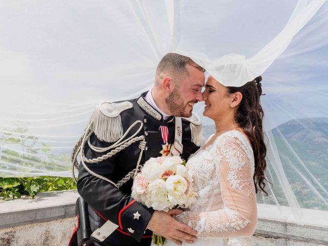 Il matrimonio di Gennaro e Debora a Maratea, Potenza 37