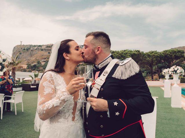 Il matrimonio di Gennaro e Debora a Maratea, Potenza 39