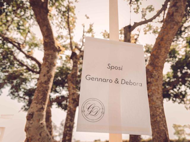 Il matrimonio di Gennaro e Debora a Maratea, Potenza 40