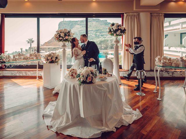 Il matrimonio di Gennaro e Debora a Maratea, Potenza 41