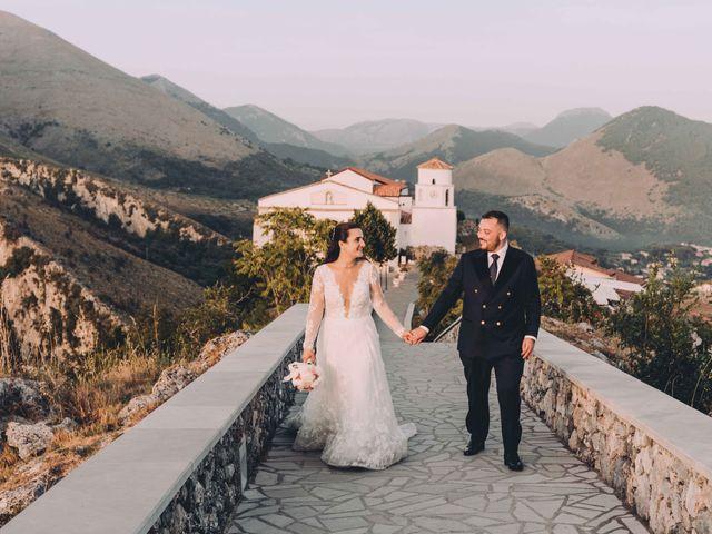 Il matrimonio di Gennaro e Debora a Maratea, Potenza 48