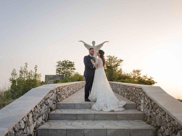 Il matrimonio di Gennaro e Debora a Maratea, Potenza 49