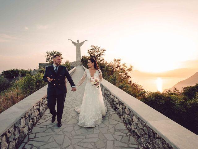 Il matrimonio di Gennaro e Debora a Maratea, Potenza 53