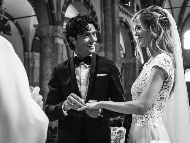 le nozze di Laura e Karol
