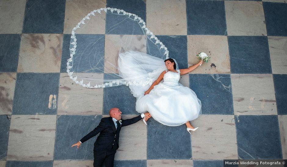 Il matrimonio di Andrea e Michela a Bergeggi, Savona