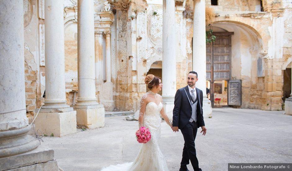 Il matrimonio di Giuseppe e Giovanna a Mazara del Vallo, Trapani