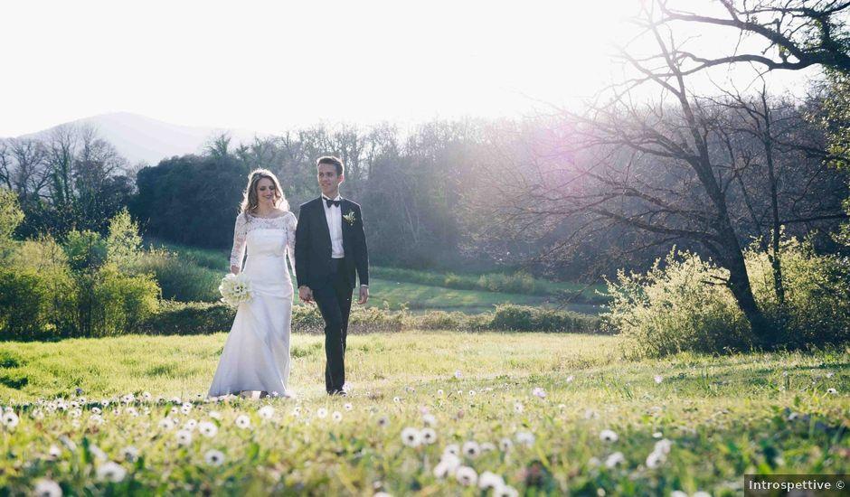 Il matrimonio di Marco e Marta a Pistoia, Pistoia