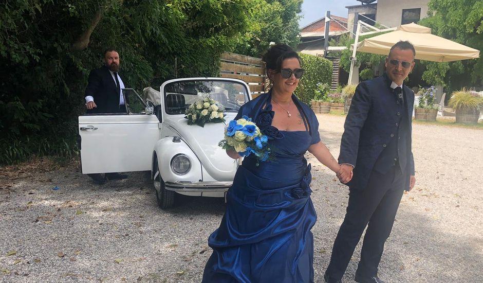 Il matrimonio di Alessandro  e Valentina  a Carlino, Udine