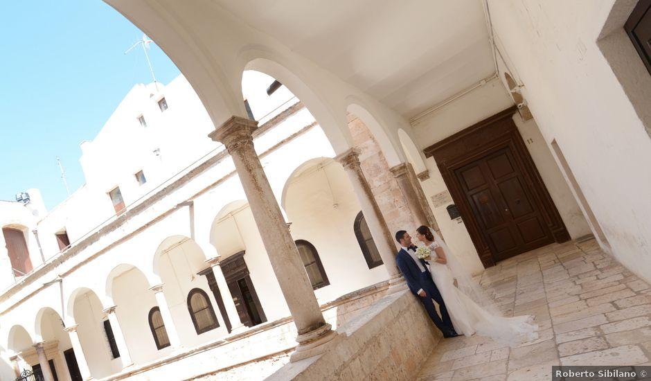 Il matrimonio di Natalino e Stefania a Noicattaro, Bari