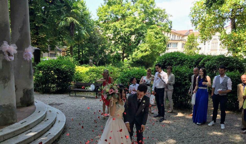 Il matrimonio di Mitja e Elisa a Gorizia, Gorizia