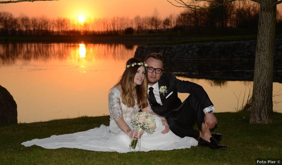 Il matrimonio di Marco e Giada a Brescia, Brescia