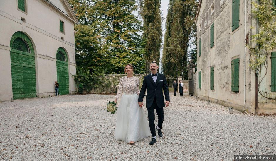 Il matrimonio di Tibor e Cinzia a Caneva, Pordenone