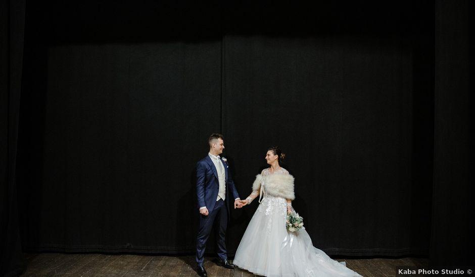 Il matrimonio di Maicol e Licia a Montefano, Macerata