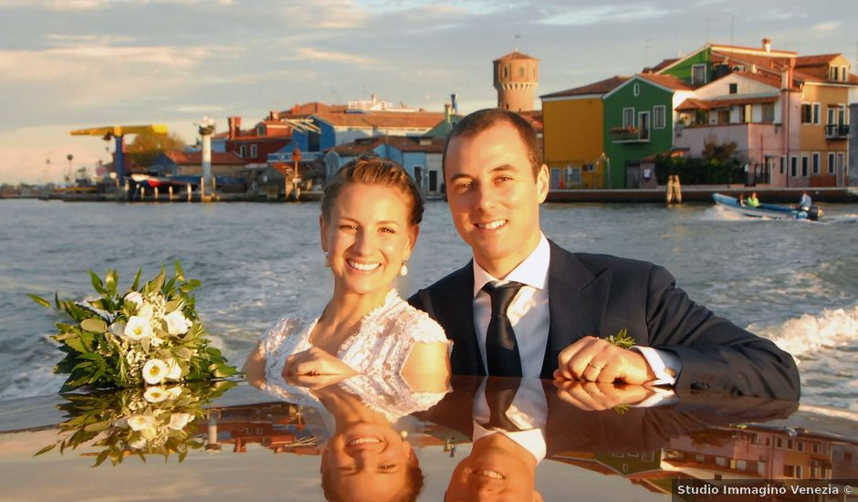 Il matrimonio di Ivan e Irene a Venezia, Venezia