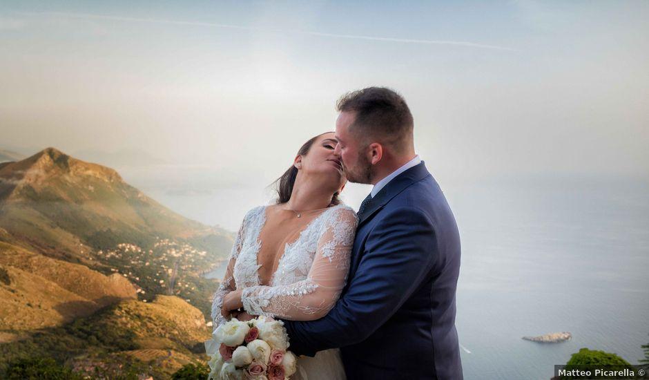 Il matrimonio di Gennaro e Debora a Maratea, Potenza