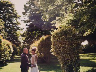 Le nozze di Milly e Daniele